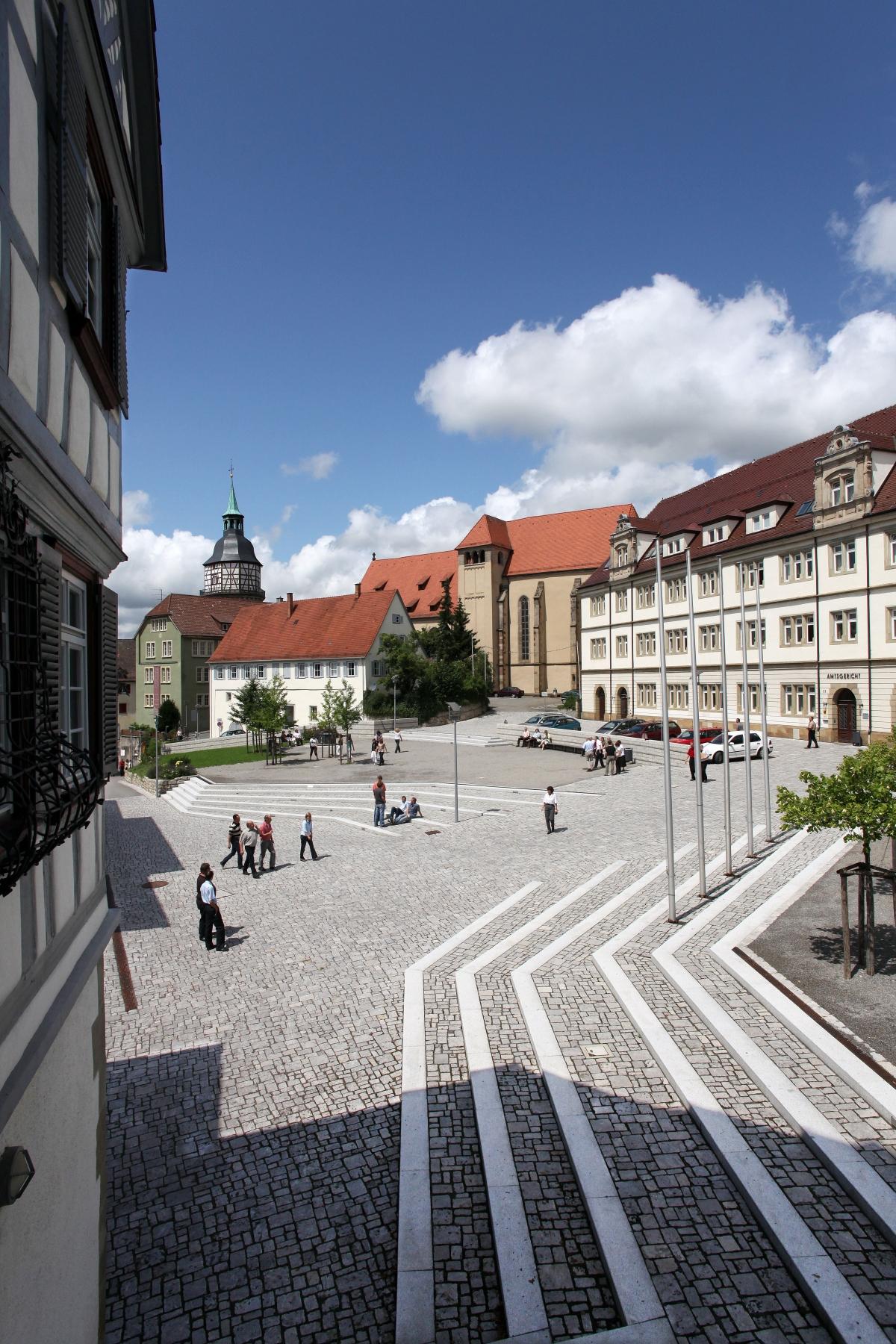 Baukultur BW: Backnang: Stiftshof
