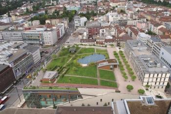 Einkaufszentrum Pforzheim
