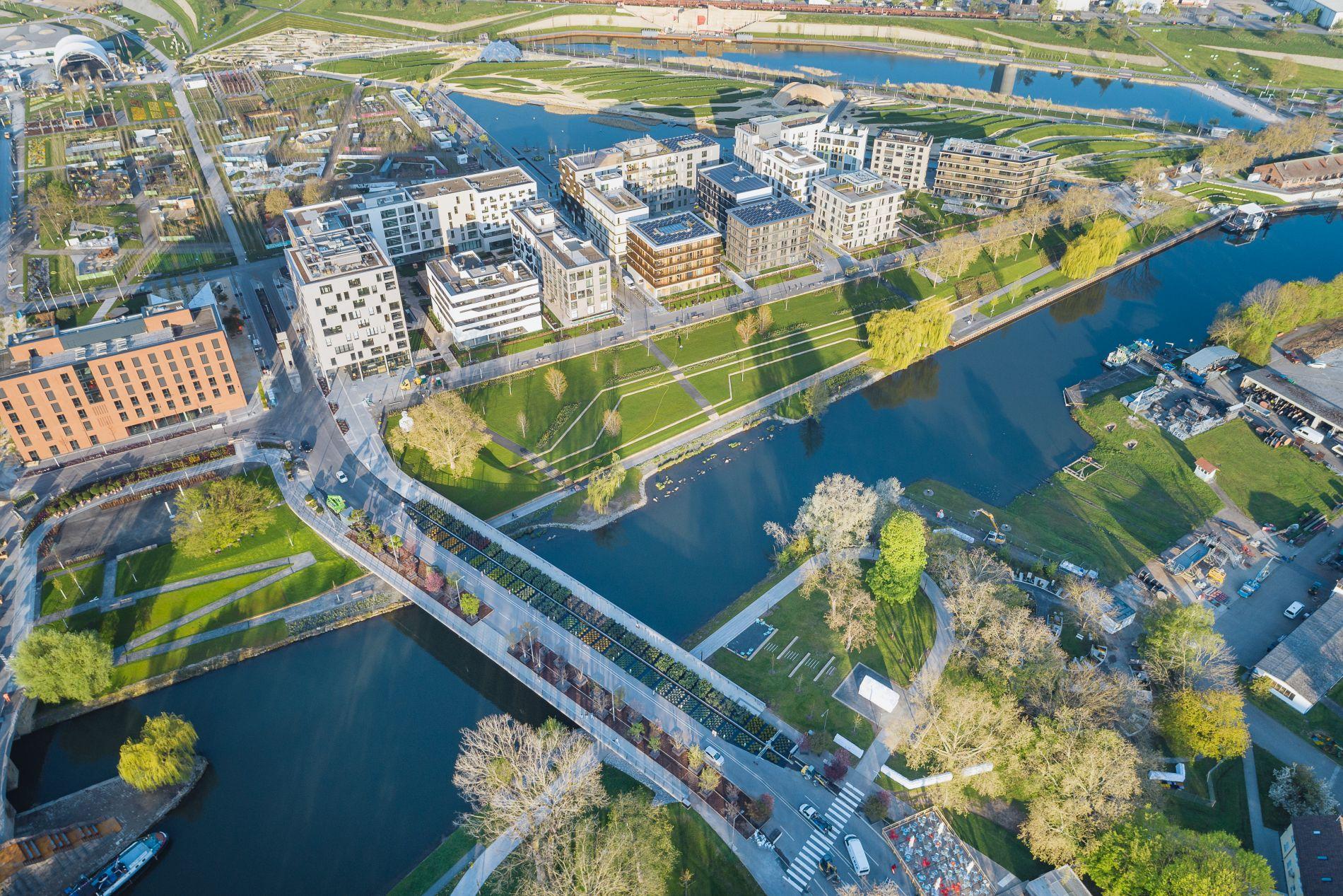 Baukultur BW: Neue Landschaften im Neckarbogen (BUGA 2019 ...