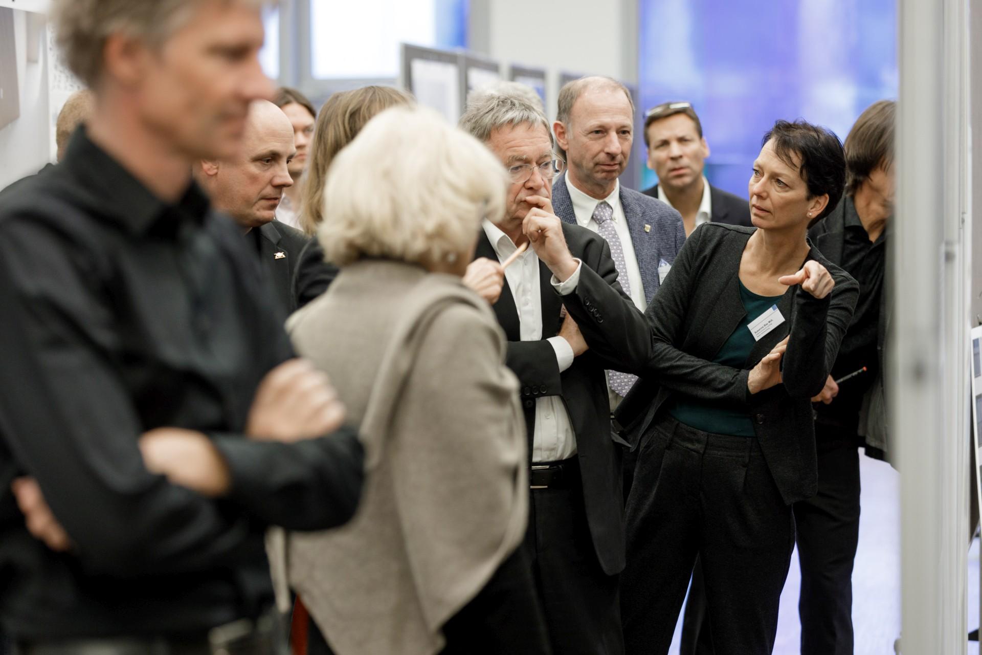 Jury des Staatspreis Baukultur Baden-Württemberg 2020 (Bild: Jan Potente)